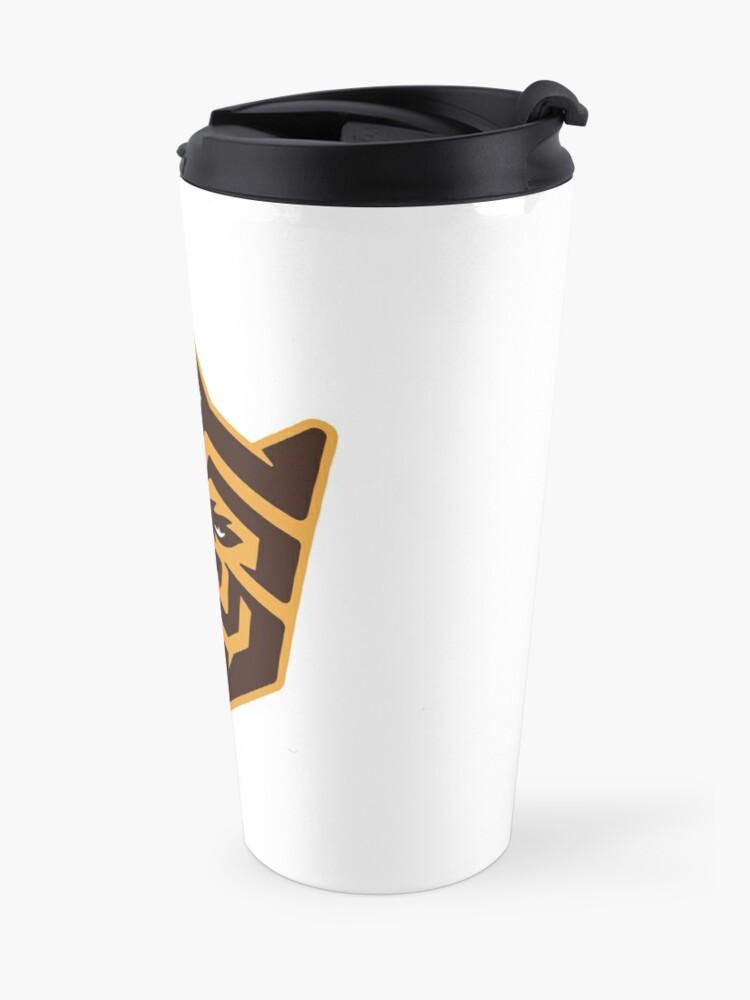 Alternate view of Fesothe 3D Logo Travel Mug