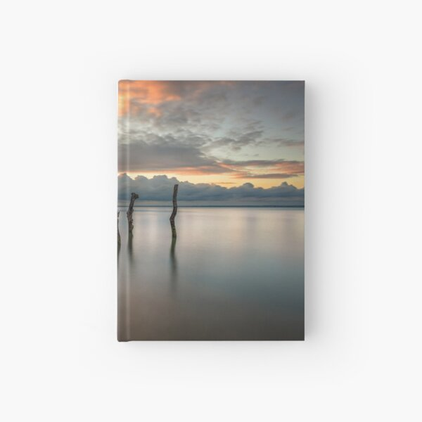 Woodside Retreat Sunset Isle Of Wight Hardcover Journal