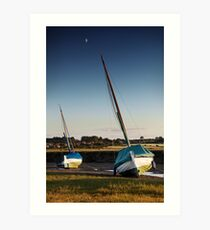 Blakeney Rest Art Print