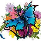 Drachen Schmetterling von tigressdragon