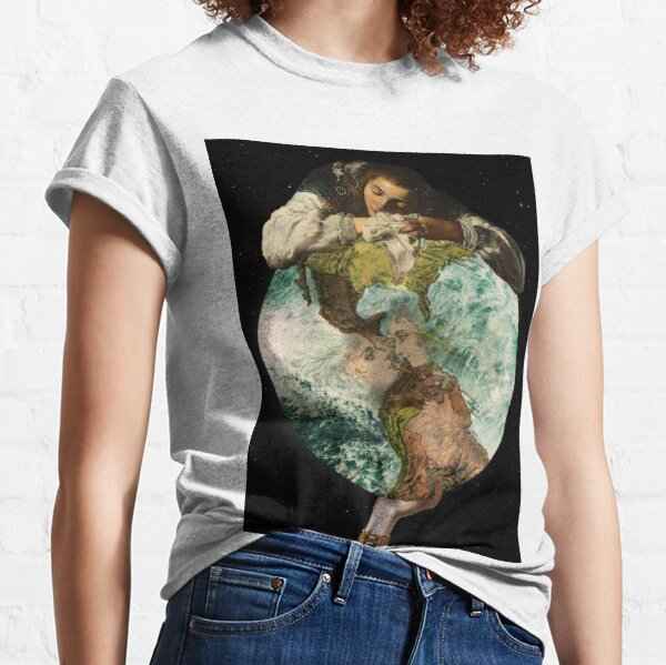 Our Little Life Is Rounded In Sleep Classic T-Shirt