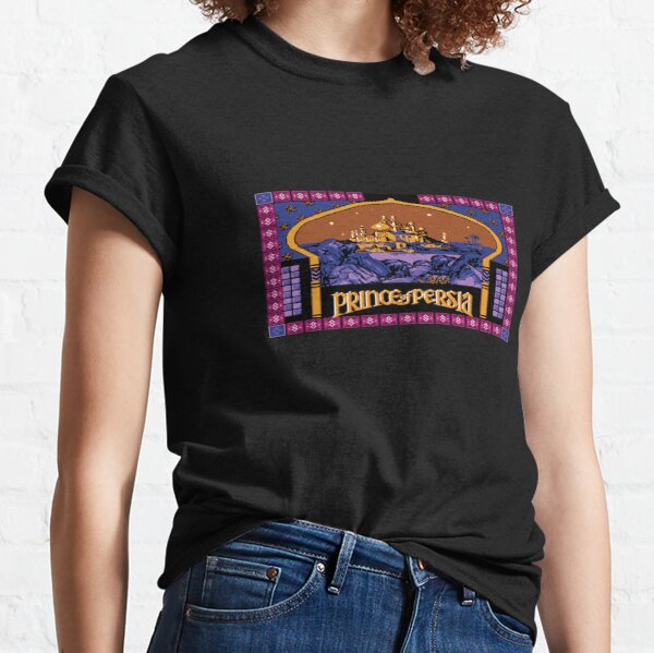 prince of persia  Classic T-Shirt