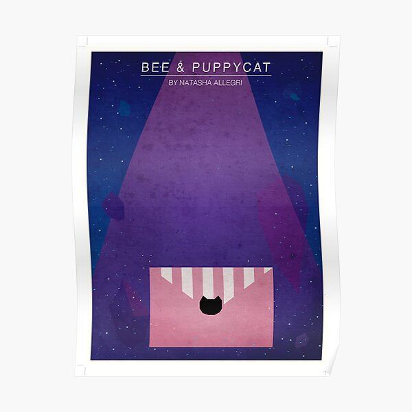 Poster - Bee & Puppycat Poster