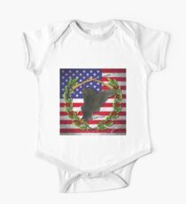 United States of America One Piece - Short Sleeve
