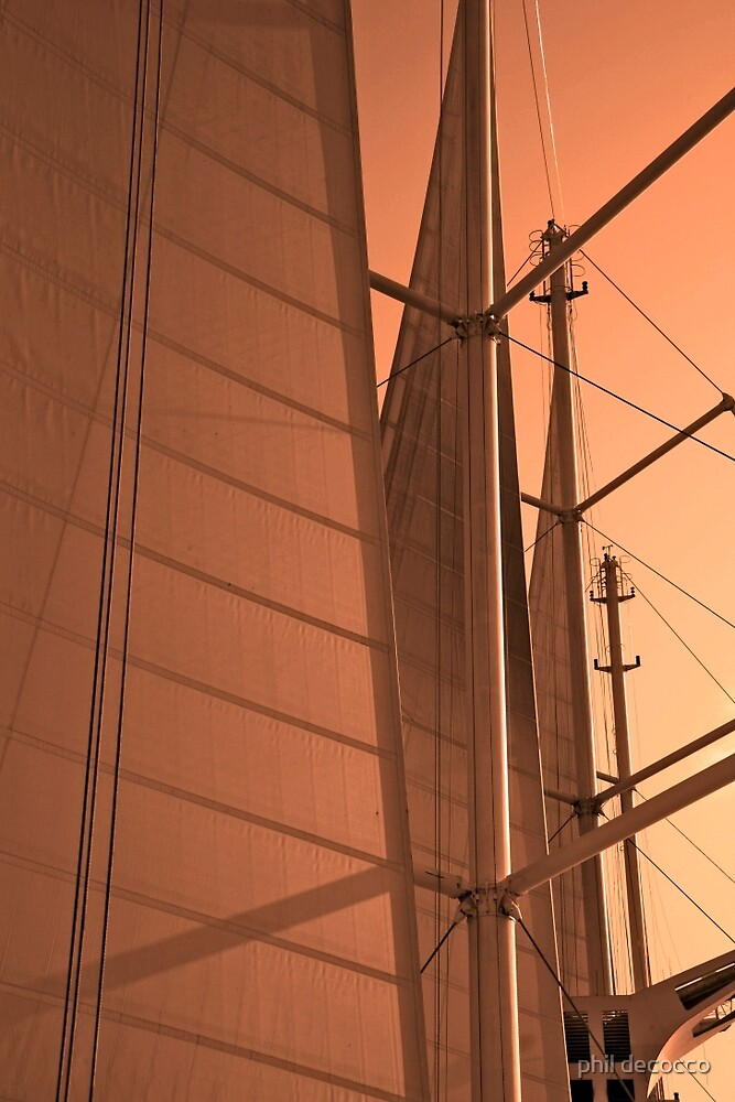 Windstar Sails by phil decocco
