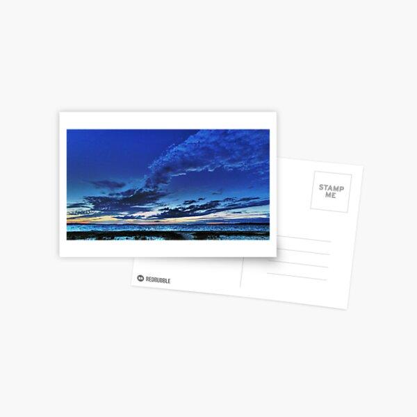 Noyac Bay Sunset Postcard