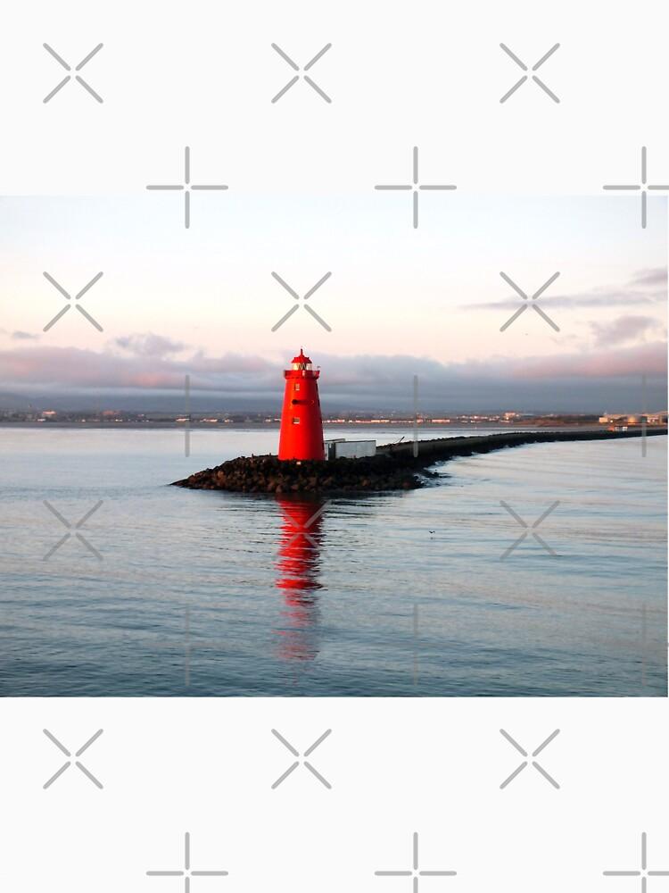Dublin Harbour Lighthouse by zuluspice