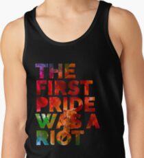 Pride Parade Shirt NYC 50th Anniversary Gay LBGTQ Rights Tank Top