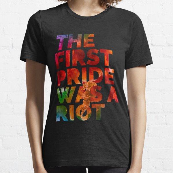 Pride Parade Shirt NYC 50th Anniversary Gay LBGTQ Rights Essential T-Shirt