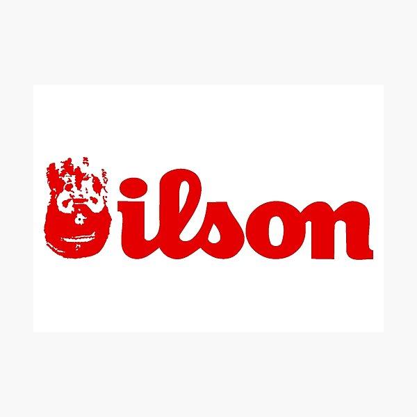 Wilson Photographic Print