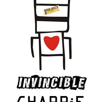Invincible chappie by wordplayer73