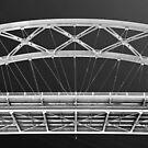 Just a Bridge by Bob Hortman