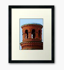 Turret Framed Print