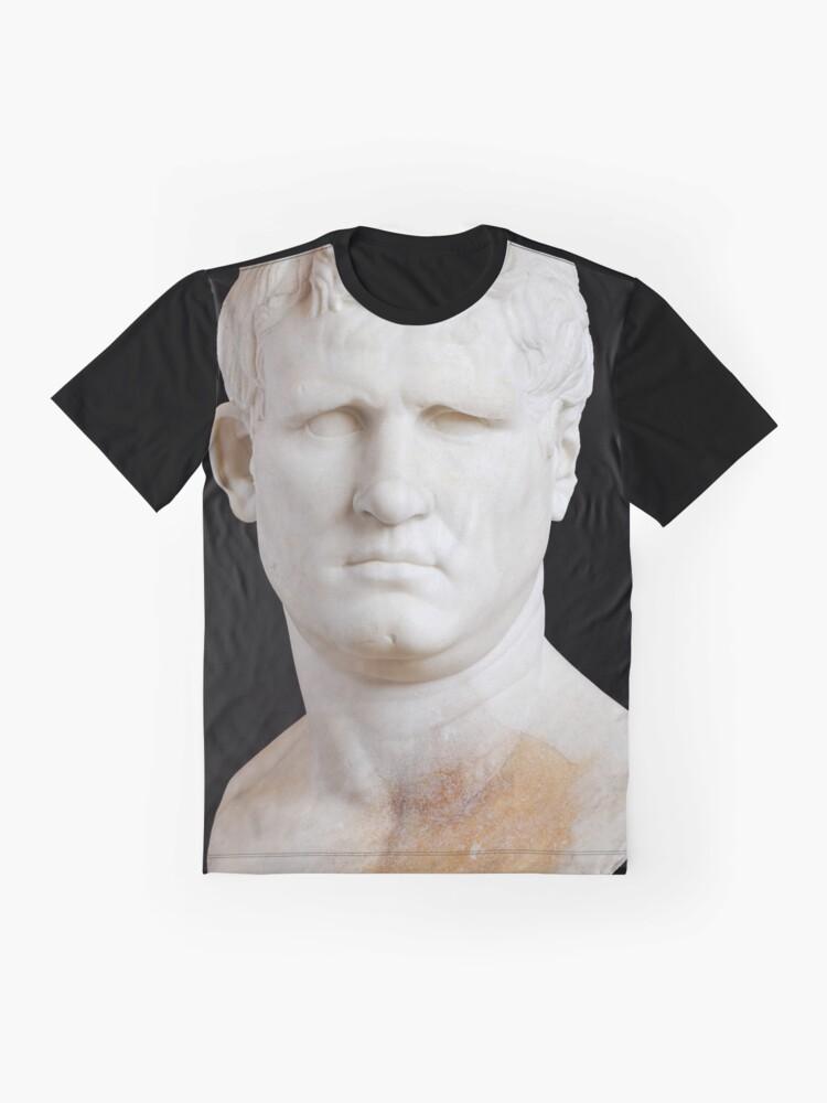 Alternate view of Man's Best Friend Graphic T-Shirt