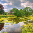 Lakeside Park Lagoon by ECH52