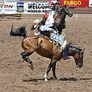 Bareback 1 Pikes Peak or Bust rodeo by hedgie6