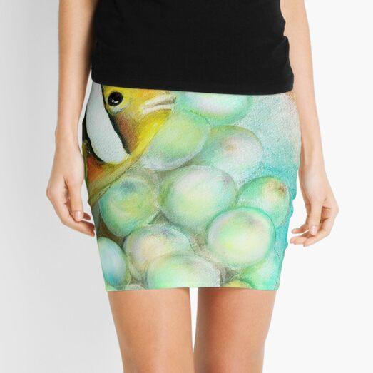 Bubble Trouble Mini Skirt