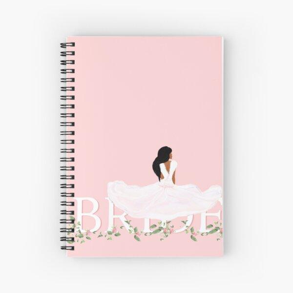 Bride Spiral Notebook