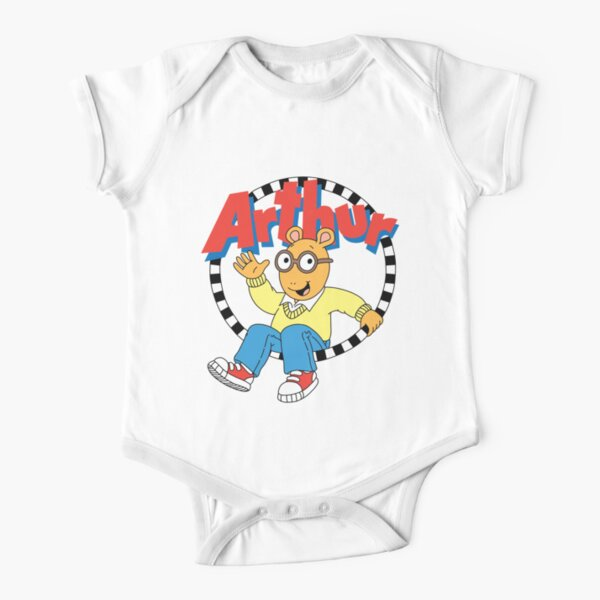 Arthur Short Sleeve Baby One-Piece