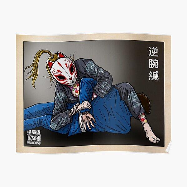 Kitsune Kimura Poster