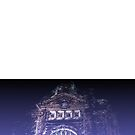 Flinders Street Station gothic point-cloud by Mitchell Harrop