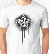 Zinger Star: Hue - Black and White T-Shirt