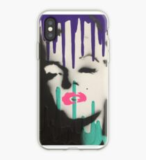 Abstract Monroe iPhone Case