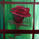 The Red Rose by bkm11