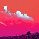 Fictious image create to show super Volcano-go! by Dave Sandersfeld