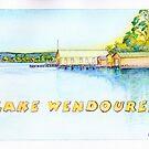 Lake Wendouree, Ballarat by Mitchell Harrop