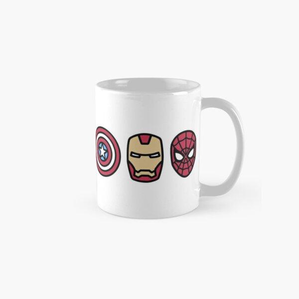 MARVEL Superheroes Icons Mug classique