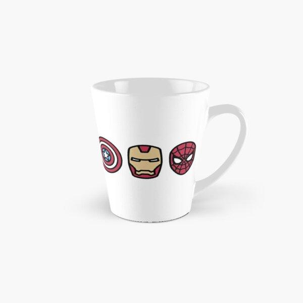 MARVEL Superheroes Icons Mug long