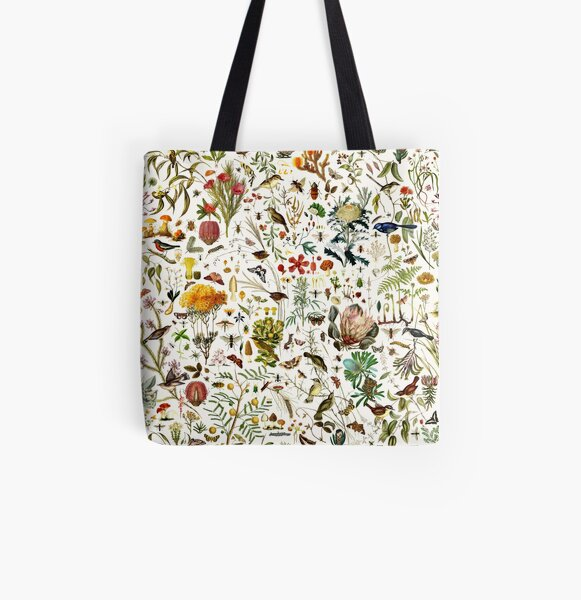 Biology Australia. All Over Print Tote Bag
