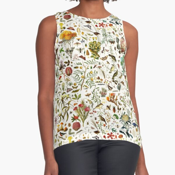 Biology Australia. Sleeveless Top