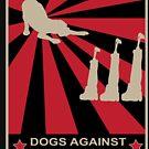Dogs Against Vacuums by leeseylee