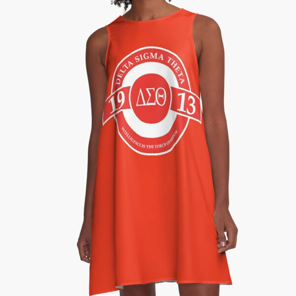 Alternative DST 1913 Letters SEAL A-Line Dress