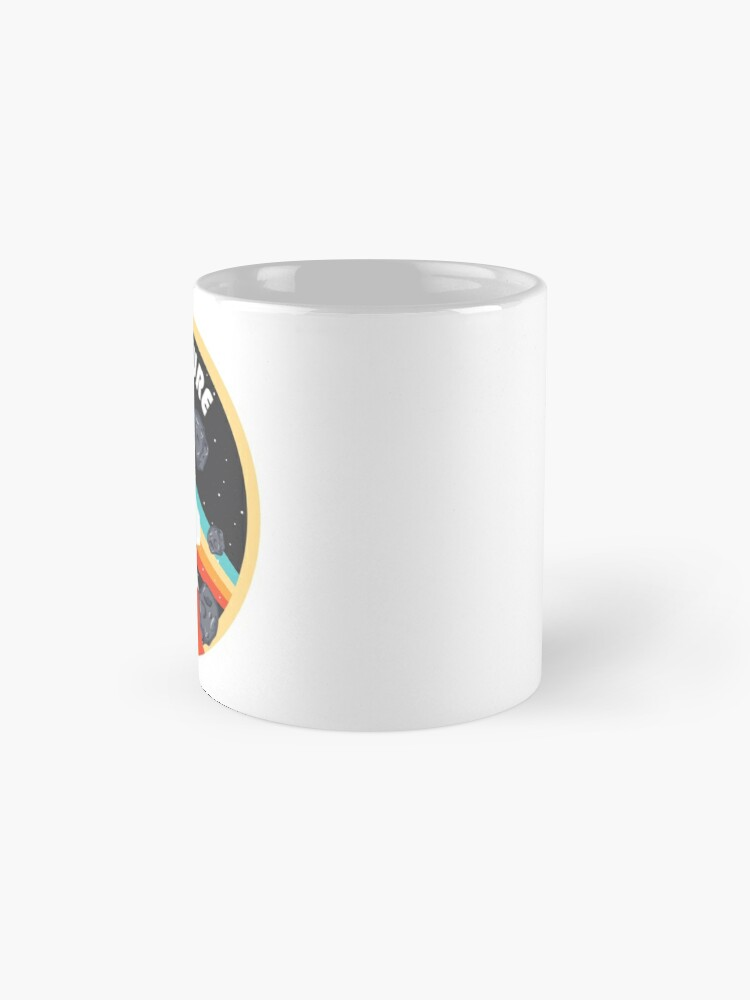 Alternate view of Rocket Launch Mugs