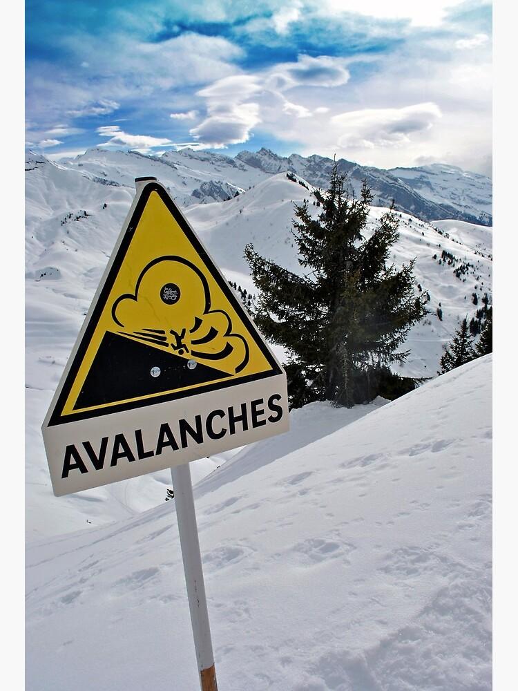 Lets Gets Portes Du Soleil French Alps France Photograph Print