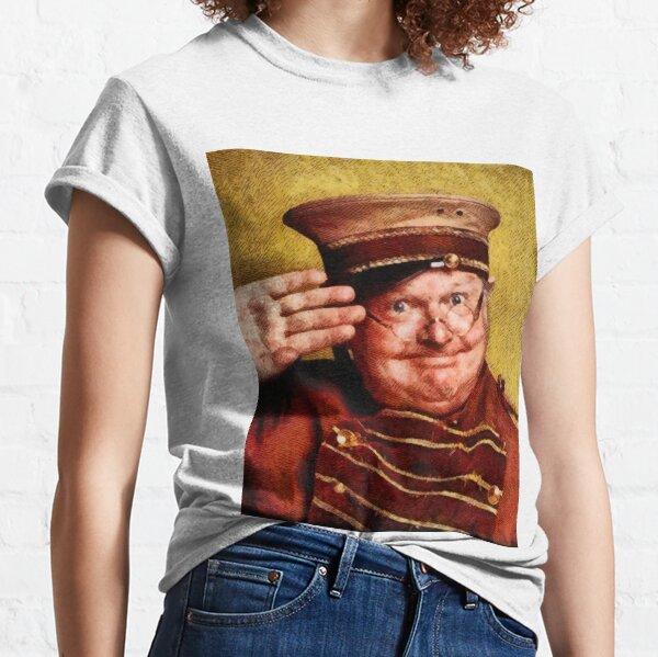 Benny Hill, British Comedian Classic T-Shirt