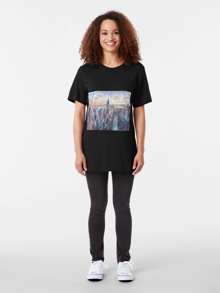 Alternate view of New York Slim Fit T-Shirt