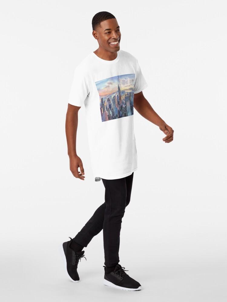 Alternate view of New York Long T-Shirt