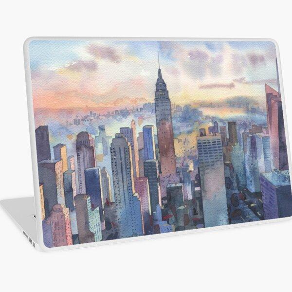 New York Laptop Skin
