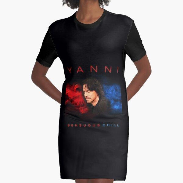 sensuous yanni chill 2019 cebong1 Graphic T-Shirt Dress