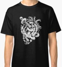 We love bikes - Black&White Classic T-Shirt