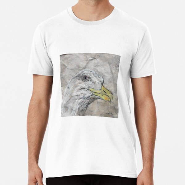 Seagull Art Premium T-Shirt