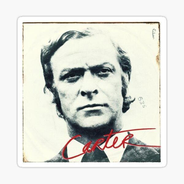 Jack Carter - Get Carter 1971 Sticker