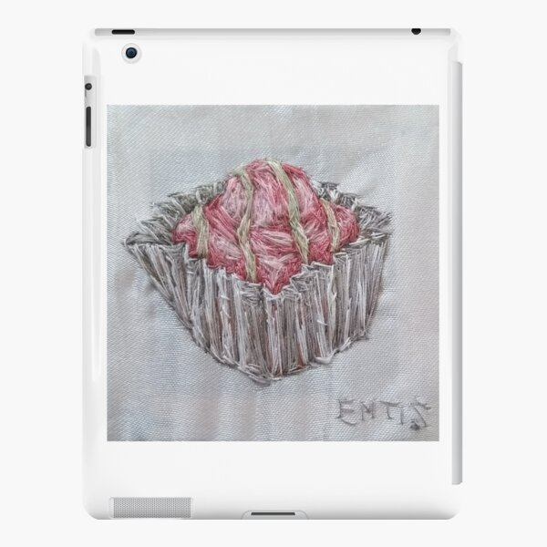 Pink French Fancy Art iPad Snap Case