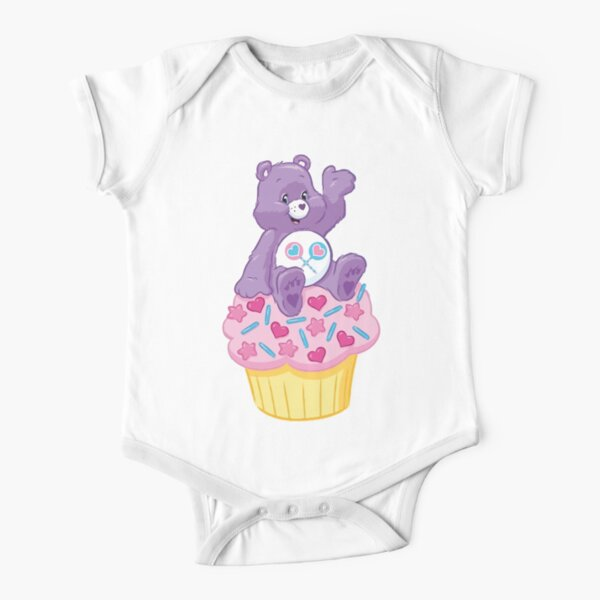 Care bears Short Sleeve Baby One-Piece