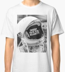 Insert Face for Hilarity Classic T-Shirt