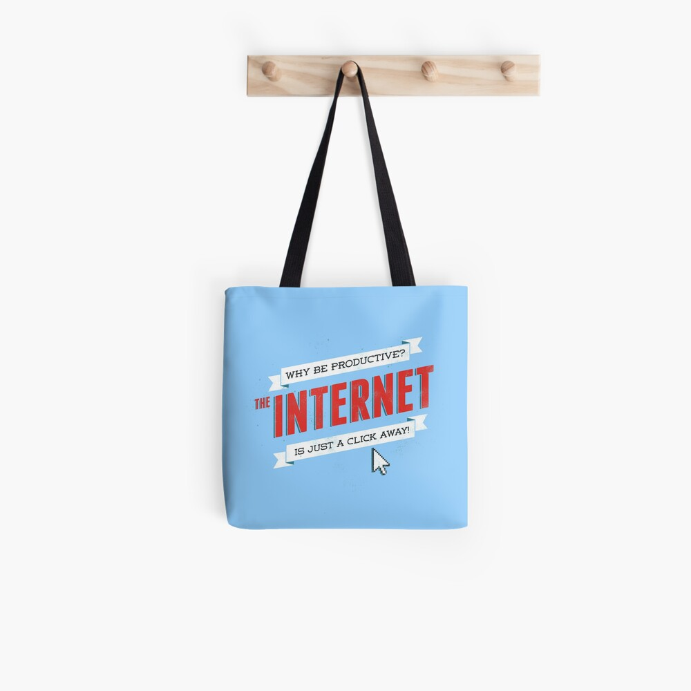 The Internet Tote Bag